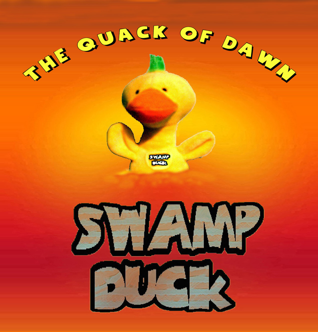 The Quack of Dawn CD